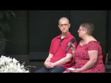 Interview with Mark & Christine